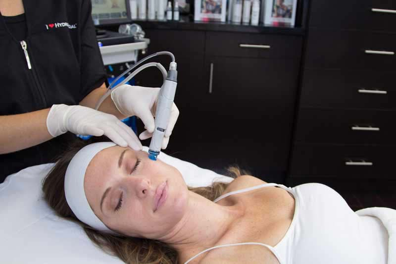 HydraFacial Treatment in Fort Lauderdale