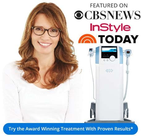 exilis ultra featured on cbsnews and more - Radiance Fort Lauderdale